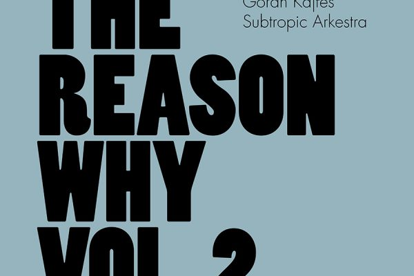 Goran Kajfeš Subtropic Arkestra - The Reason Why Vol. 2 album cover