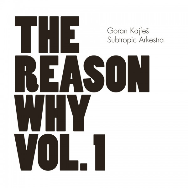 The Reason Why Vol 1 album cover